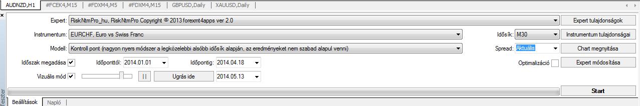 a tőzsdén elért eredmény az interneten keresztül)